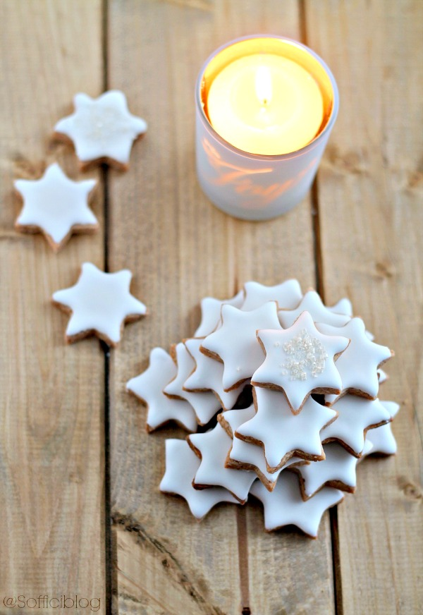 Biscotti Di Natale Zimtsterne.Zimtsterne Ed E Proprio Natale Soffici Blog
